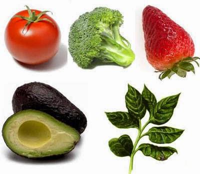 Alimentos para prevenir y combatir el c ncer - Que alimentos son antioxidantes naturales ...