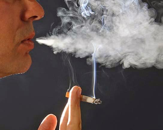 Los anuncios el tratamiento del fumar